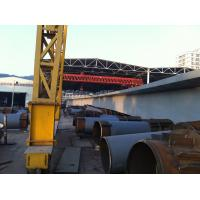 Q345B Pre Engineered Building Steel Frame For Large Workshop And Airport Manufactures