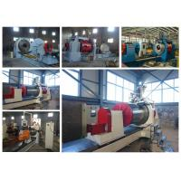 Numerical Control Automatic Wedge Wire Screen Welding Machine 4000mm Tube Length Manufactures