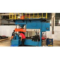 Stable Elbow Cold Forming Machine , Centralized Control Elbow Beveling Machine Manufactures