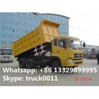 factory sale best price dongfeng  dalishen 6*4 25ton dump truck,  hot sale high quality mining 340hp dump tipper truck Manufactures