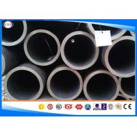 Seamless Carbon Steel Tubing DIN 1626 1.0305 Steel Material OD 25-800 Mm Manufactures
