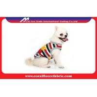 Boy Dog or Girl Dog Cute Pet Clothes with Caribbean Sailor Style , Custom Dog Products Manufactures