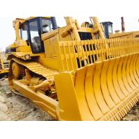Quality CAT D7H Second Hand Bulldozers With Ripper ,Year 2006 Earth Moving Equipment for sale
