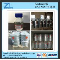 99.9% min Acetonitrile Manufactures