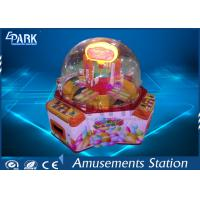 Sweet Land Candy Claw Machine / Coin Operated Game Machines For Children Amusement Park Manufactures