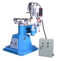 Low Noise Portable Glass Beveling Machine , Glass Beveling Equipment High Speed Manufactures