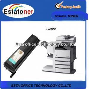 Compatible T2340D Toshiba E-studio Toner For E-studio 282 Black 675g Manufactures