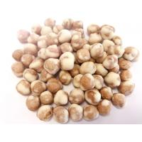 Nutural Wasabi Flavor Coated Crispy Chickpeas OEM Retailer Pillow Bag Manufactures