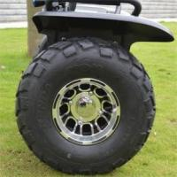 High Speed Electric Mobility Scooter Parts Scooter Tyre , Aluminium Alloy Plated Manufactures