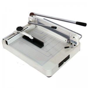 MC-320 maual paper cutter Manufactures
