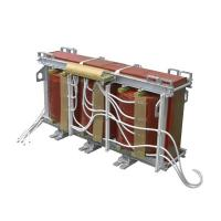China Red 30 To 2500 Kva 3 Phase Transformer Dry Type With Low No-load Loss on sale