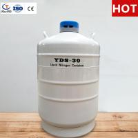 China TianChi liquid nitrogen storage container 20L in Colombia on sale