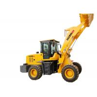 China 2.4T Small Log Loader 936B , Compact Tractor Front End Loader With Hydraulic Joystick on sale
