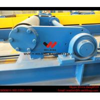 H Beam Line Auto H Beam Assembly Machine With Welder / 1800mm Web Height Manufactures