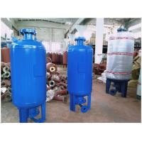 Galvanized Steel Diaphragm Water Pressure Tank For Fire Fighting / Pharmaceutical Use Manufactures