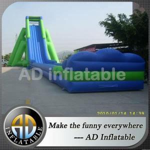 Biggest inflatable slide slip n slide adult Manufactures