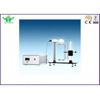 Buy cheap NF P92-505 Flame Test Equipment Thermal Radiation Dripping Test Apparatus For Melting Materials from wholesalers