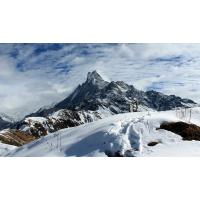 Nepal Walking Tours 9 Day'S Mardi Himal Trek Mountain Lodge Accommodation Manufactures