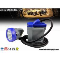 Buy cheap 1.67W Rechargeable LED Headlamp 650mA Lighting Current IP68 Coal Mining Lights from wholesalers