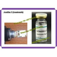 Pre Mixed Steroid Liquid Armidex 5 (Anastrozole) For Bodybuilding Manufactures