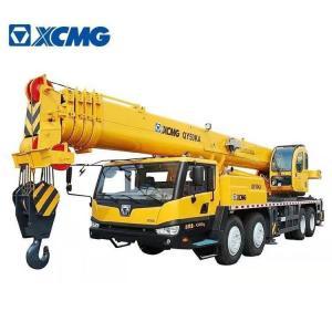 China Hot Sale XCMG 58m QY50KA Truck Crane 50 Ton Hydraulic Mobile Crane on sale