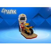 Coin Operated Motor Racing Game Machine For Children'S Entertainment Manufactures