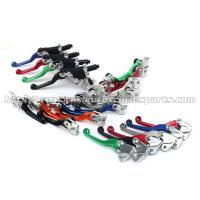 Adjustable Clutch And Brake Levers For Dirt Bikes Manufactures
