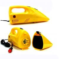Plastic Hand Vacuum Cleaner / 12 V Small Vacuum Cleaner For Car 1.1 Kgs Manufactures