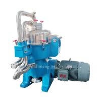 Stainless Steel Low Noise Starch Gluten Centrifugal Separators Online Blue Color Manufactures