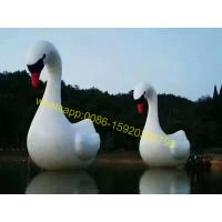 lake giant inflatable swan Manufactures