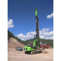 Buy cheap Max Pile Depth 64m Hydraulic Rotary Drilling Rig TYSIM KR220C with CAT330D from wholesalers