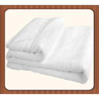 Buy cheap China supplier hot selling cheap wholesale 100% cotton hotel 21s bath towels from wholesalers