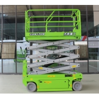 8m MEWPs Aerial Self Propelled Elevating Work Platforms Hydraulic Eletronical Scissors lift JESH Manufactures