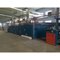 High Speed Stenter Finishing Machine Siemens Operating Control System Manufactures