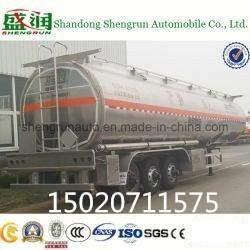 3  Axle Aluminum Fuel Tank Semi Trailer Manufactures