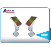 Single Led Display Advertising Interactive Information Kiosk Touch Screen With Wifi And 4g Manufactures