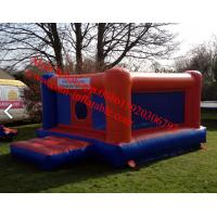 BOUNCY INFLATABLE BOXING RING with  padded boxing gloves Manufactures