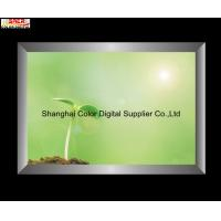 Flip / Clamshell Type Slim LED Light Box Outdoor Advertising Lightbox For Airport Manufactures