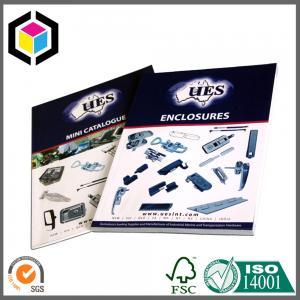 CMYK Full Color Custom Magazine Printing Service; Business Brochure Print Manufactures