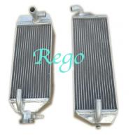High Performance Aluminum Motorcycle Radiator For SUZUKI RMZ250 07-09 Manufactures