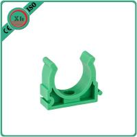 China Reliable PPR Plastic Fittings , Decorative Insulated Pipe Clamps Dn20 - Dn 63mm on sale
