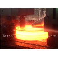 F316Ti Seamless Forged Steel Rings  ASTM ASME Proof machining Manufactures