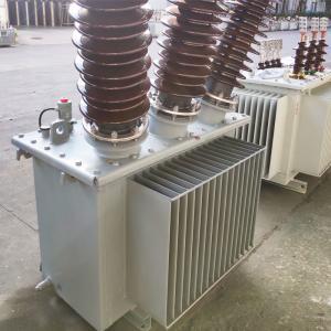 Customized Electrical Power Transformer , Encapsulated Transformer 50kVA 22kV Manufactures