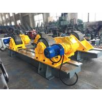 Welding Turning Rolls for 6000mm Tank Pipe Prossure Vessel 120 Ton 15m Length Manufactures
