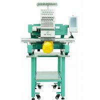China Pro Computer 12 Color One head Domestic Cap Embroidery Machine / Equipment on sale