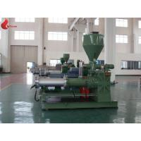 PRE Antistatic Planetary Roller Extruder For PVC Material 600kg / h -1000kg / h Manufactures