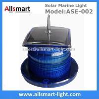 15 LED Blue Flash Solar Marine Aquaculture Lights With Spike Drive Bird Needle Sea Ship Signal Solar Buoy Security Lamp Manufactures