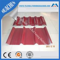 8-10m / Min Metal Roof Panel Double Layer Roll Forming Machine Automatic Type Manufactures