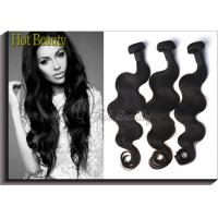 Grade 6a Virgin Malaysian Hair Extension , Wholesale Distributors Manufactures