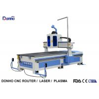 Infrared Sensing 3 Axis CNC Engraving Machine With DSP Offline Control System Manufactures